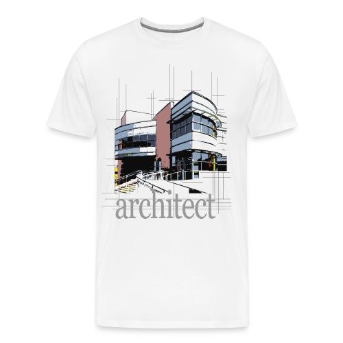 A3 - Architect 4 - Men's Premium T-Shirt
