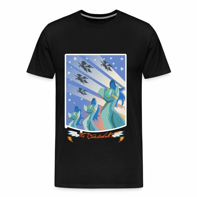 Blaze Across Equestria  '10 - Men's Premium T-Shirt