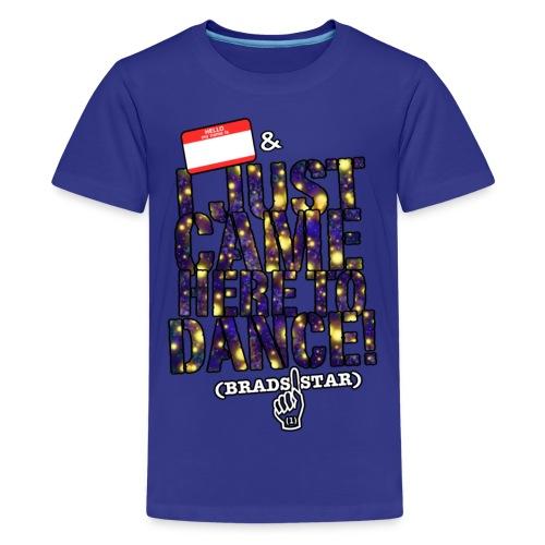 KIDS: IJCHTD Galaxy Nametag Tee - Kids' Premium T-Shirt