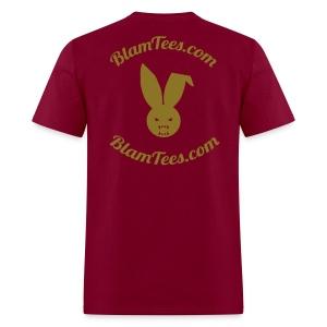 The Nut House - Jockstrap Athletic Supporter - Mens T-Shirt - Men's T-Shirt