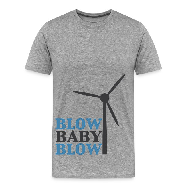 Blow Baby Blow Wind Energy Turbine