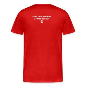 Nose Work Athletic Dept. - Men's Premium T-Shirt