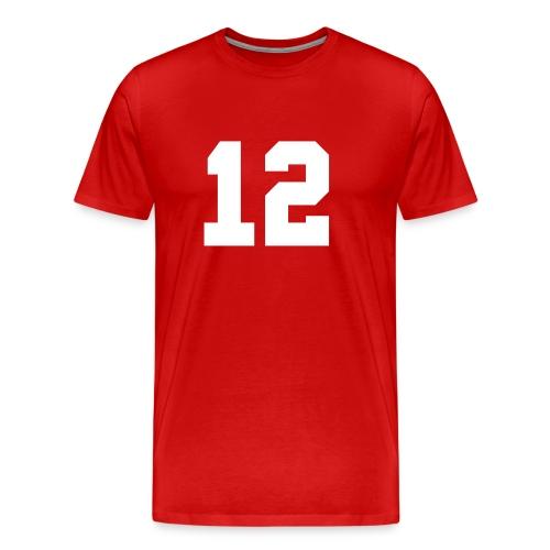 Twelve - Men's Premium T-Shirt