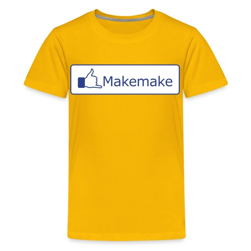 (Hawaiian) Facebook Like - Kids' Premium T-Shirt