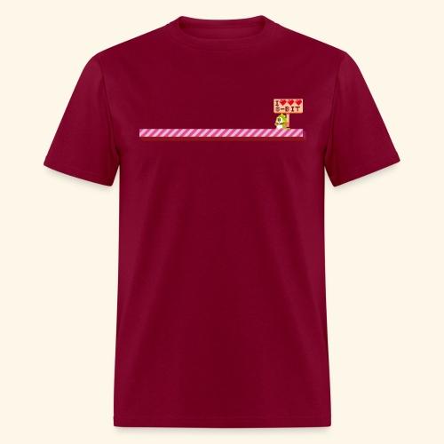 I Heart 8-Bit - Men's T-Shirt