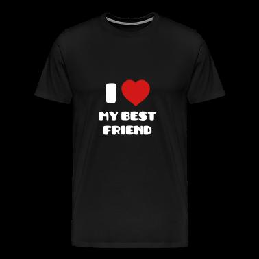 I Love my Best Friend T-Shirts