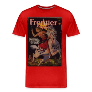 3XL Frontier Stories Sum/50 - Men's Premium T-Shirt
