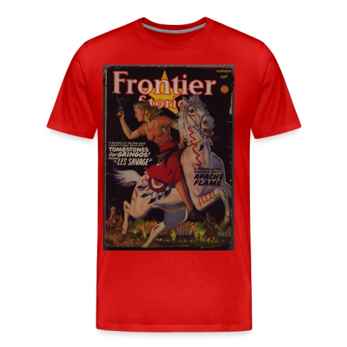 3XL Frontier Stories Sum/50 - Men's Premium T-Shirt