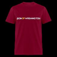 T-Shirts ~ Men's T-Shirt ~ Son of Washington Tee (Burgundy)