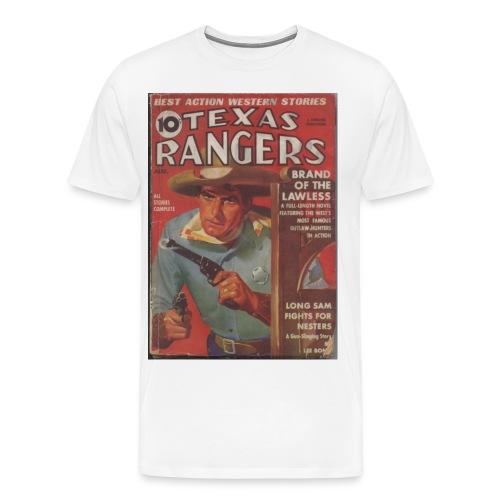 3XL Texas Rangers  8/38 - Men's Premium T-Shirt