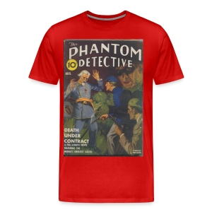 3XL Phantom Detective 8/39 - Men's Premium T-Shirt
