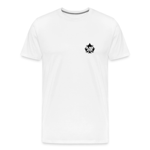Blackjack Men's  - Men's Premium T-Shirt
