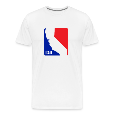 California Sports Logo T-shirt