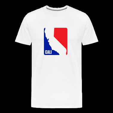 California Sports Logo T-shirt