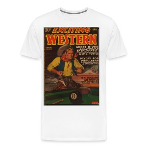 3XL Exciting Western 4/45 - Men's Premium T-Shirt