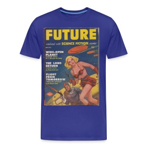 3XL Future 9/50 - Men's Premium T-Shirt