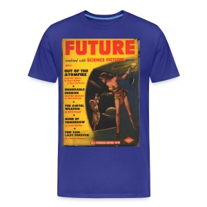 3XL Future 5/51 - Men's Premium T-Shirt