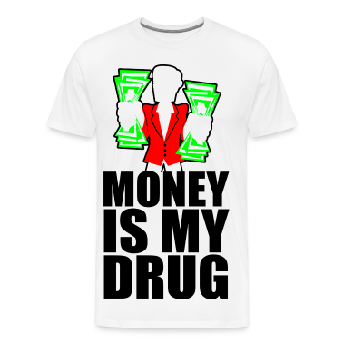 money man T-Shirts