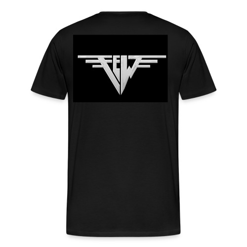 Federation Of Extreme Wretling  - Men's Premium T-Shirt