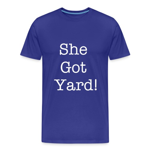 Yard!! - Men's Premium T-Shirt