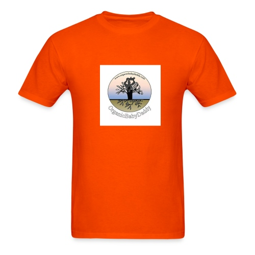 OrganicBabyDaddy Heavyweight T-Shirt - Men's T-Shirt