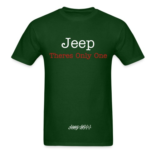 Jeeprs - Men's T-Shirt