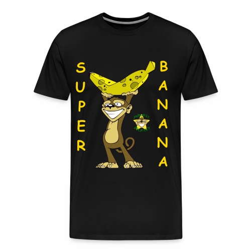 Monkey Pickles Lift This - Men's Premium T-Shirt