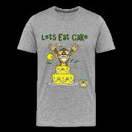 T-Shirts ~ Men's Premium T-Shirt ~ Big Cake Eater