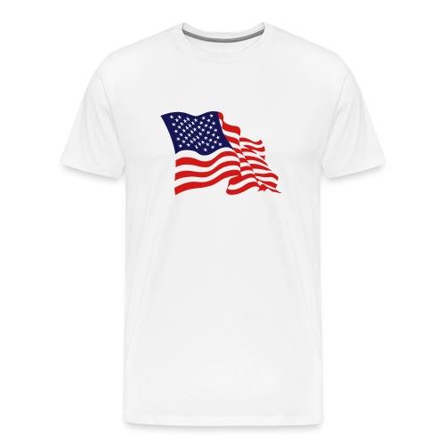 America! - Men's Premium T-Shirt