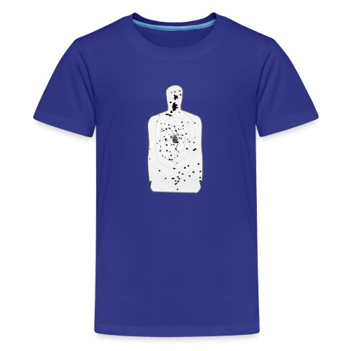 Weapon Blog Target - Kids' Premium T-Shirt