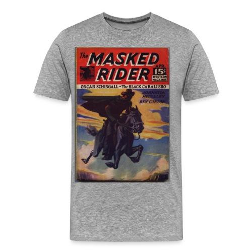3XL Masked Rider 1st Issue - Men's Premium T-Shirt