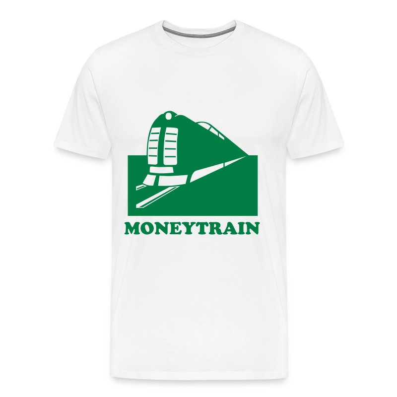 rail train - Men's Premium T-Shirt