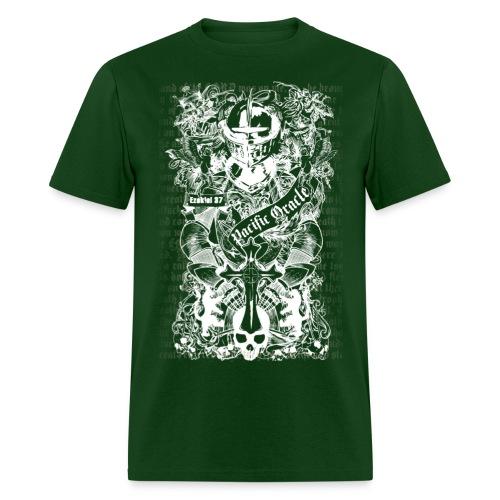 Ezekiel 37- Creation 2011 Edition by Pacific Oracle - Men's T-Shirt