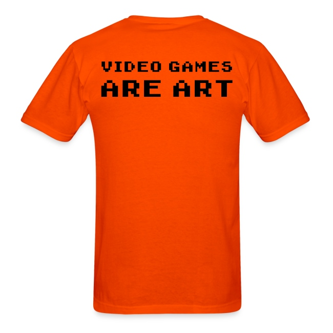 Video Games Are Art for Men