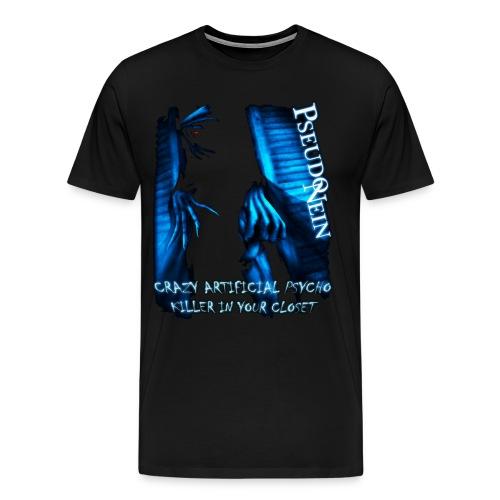 Menace to Darkness Men's - Men's Premium T-Shirt