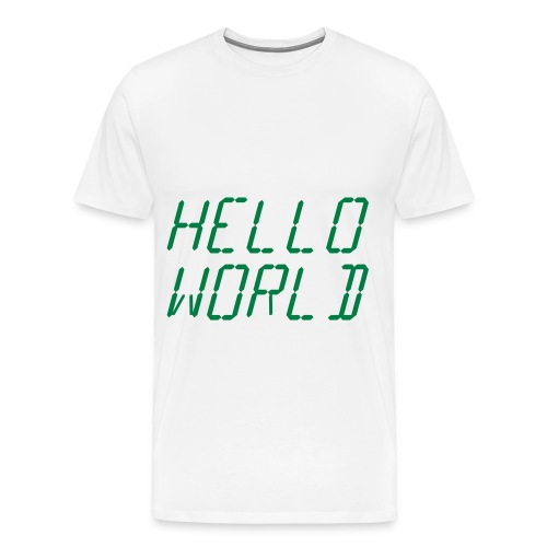 programming - Men's Premium T-Shirt