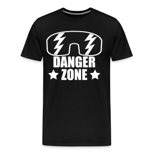 DANGERZONE 3X - Men's Premium T-Shirt