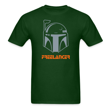 Boba Fett was a Freelancer.