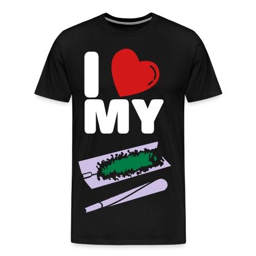 I Love My ... - Men's Premium T-Shirt