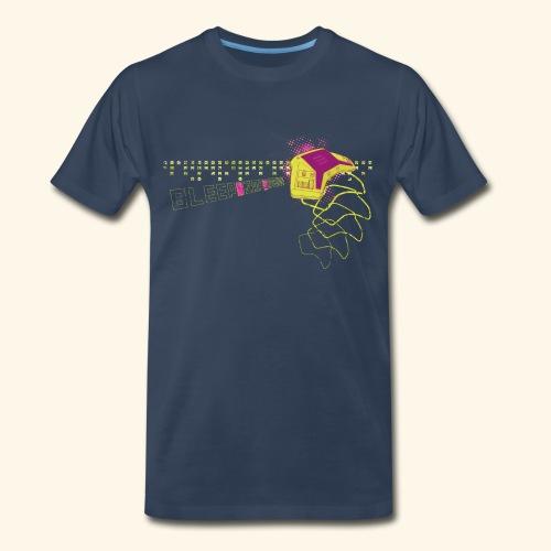 Bleep Zap Pew! - Men's Premium T-Shirt