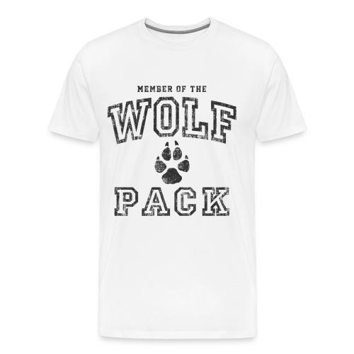 Wolf Pack - Men's Premium T-Shirt