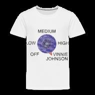 Baby & Toddler Shirts ~ Toddler Premium T-Shirt ~ The Microwave