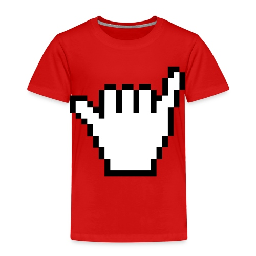 8-Bit Shaka - Toddler Premium T-Shirt