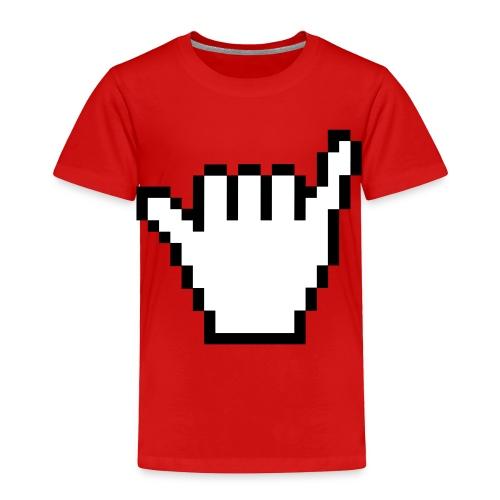 8-Bit Shaka - Toddler Premium T-Shirt