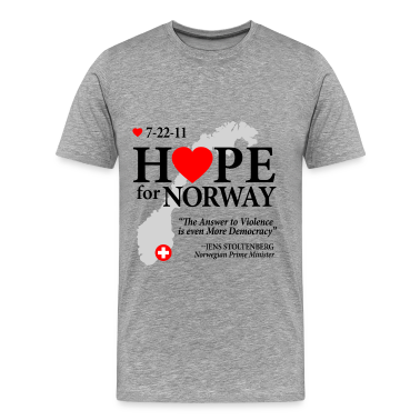 Hope for Norway T-Shirts