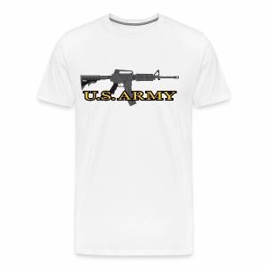 US Army M-4 - Men's Premium T-Shirt