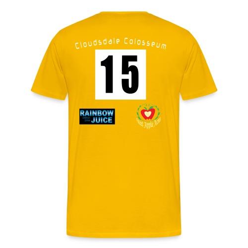 Competition Uniform - Men's Premium T-Shirt