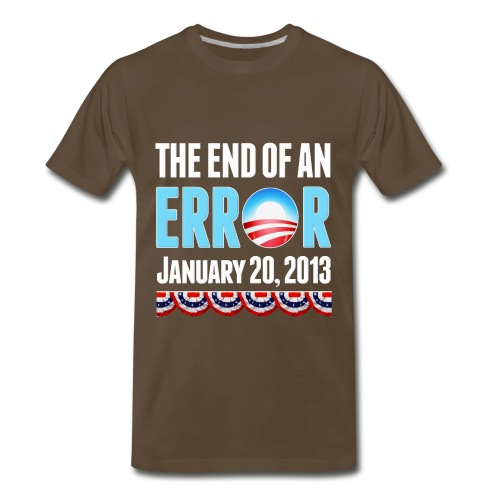 End of an Error - Men's Premium T-Shirt