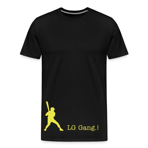 LG Gang ''Swing SWING Swing'' - Men's Premium T-Shirt