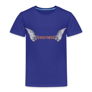 Sweetness Angel - Toddler Premium T-Shirt